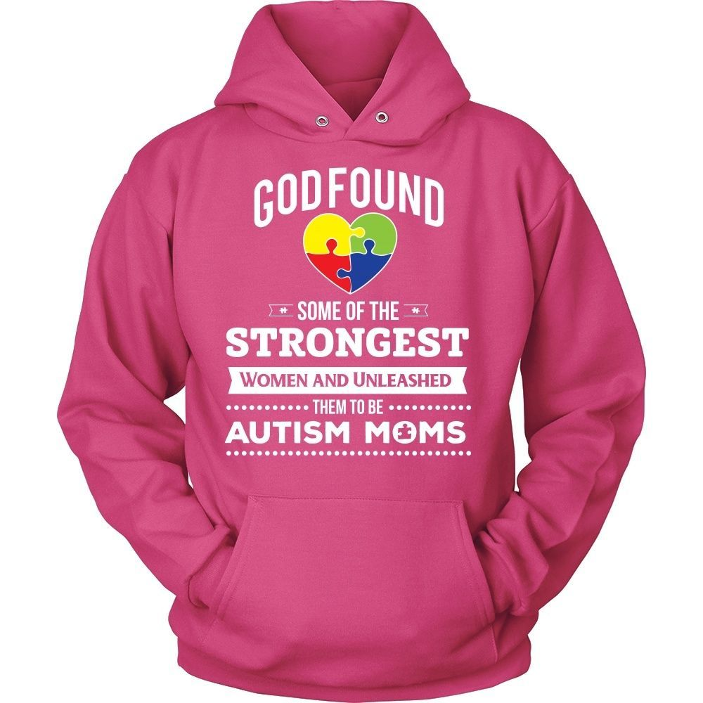 STRONG AUTISM MOMS