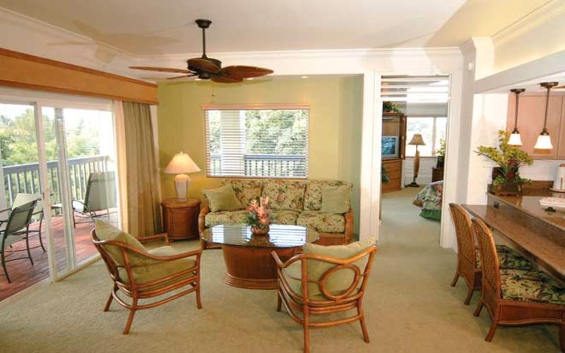 Wyndham Bali Hai Villas Living Room I Book Your Vacation Rental In Princeville Hawaii With