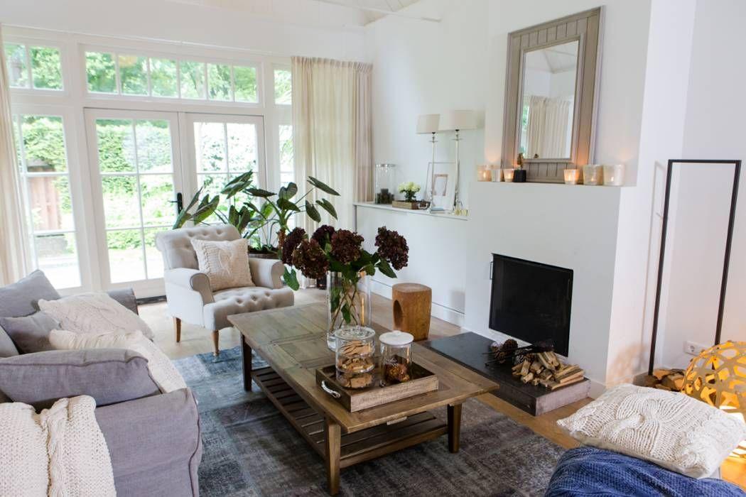 Landhausstil Wohnzimmer Bilder Riviera Maison Komplett