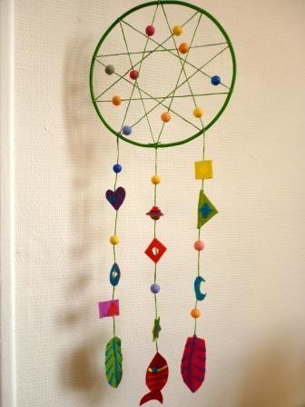 atelier diy attrape r ves belles choses la belle et atelier enfant. Black Bedroom Furniture Sets. Home Design Ideas