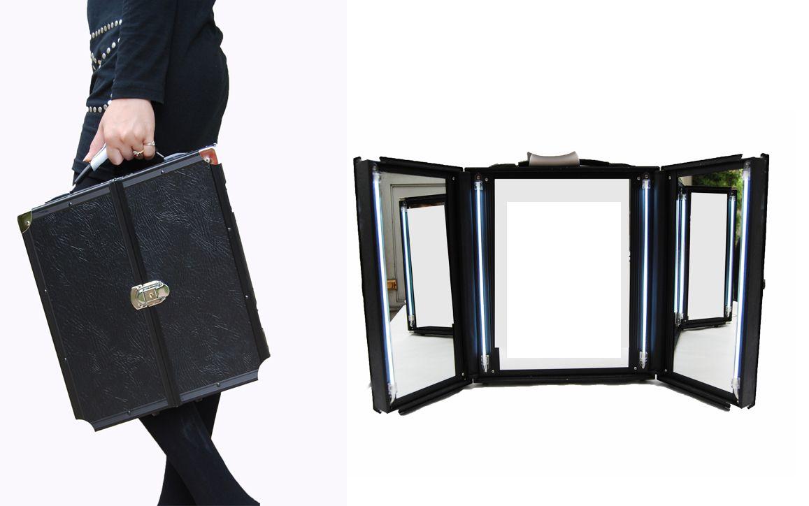 Portable vanityportable vanity   Makai   Vanity   Pinterest   Vanities. Portable Vanity Mirror With Lights. Home Design Ideas