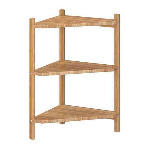 Best Ikea Ragrund Bamboo Sink Shelf Corner Shelf Corner 400 x 300