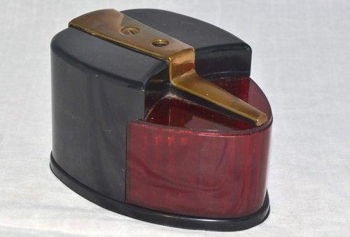 1950 S Bakelite Pencil Sharpener Tail Light Design Bakelite Vintage Bakelite Pencil Sharpener