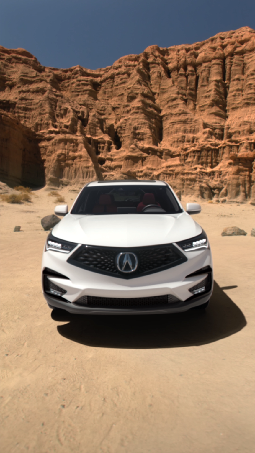The all-new 2019 Acura RDX  A new perspective comes standard