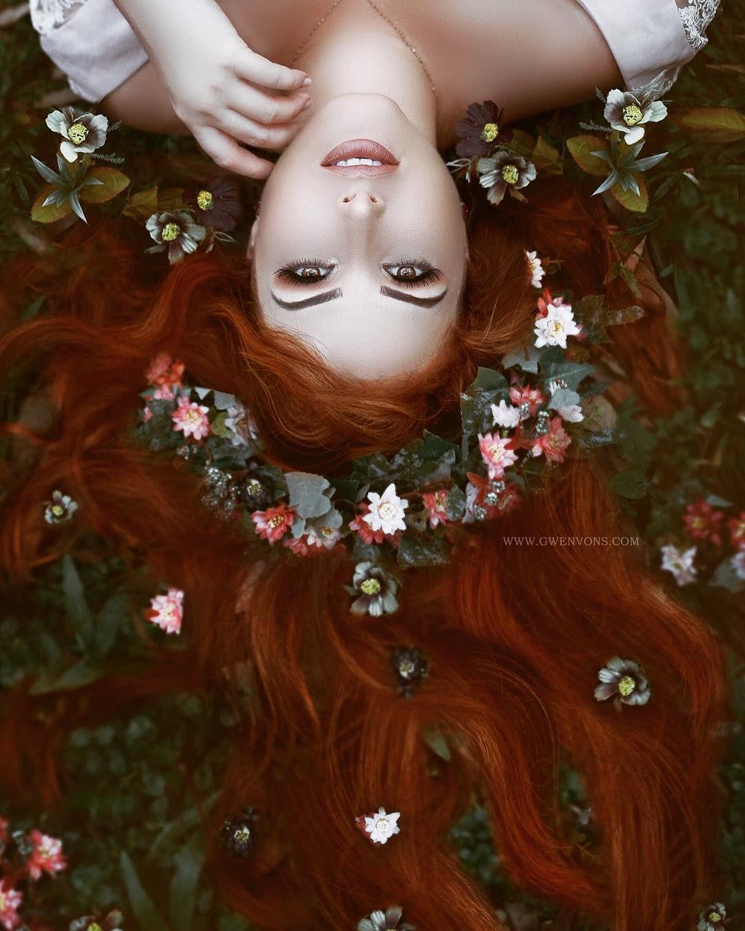 character inspiration fairytale - Gwen Ohana #Photography
