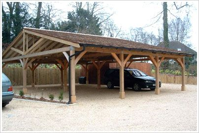 3 Bay Custom Carport Carports Pinterest Car Ports