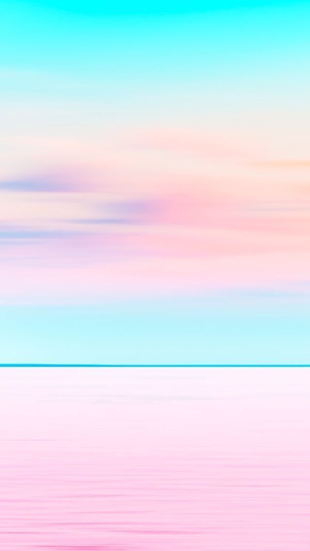 Pin By Rachel Sechler On Wallpapers Pastel Sunset Summer Wallpaper Phone Wallpaper Pastel