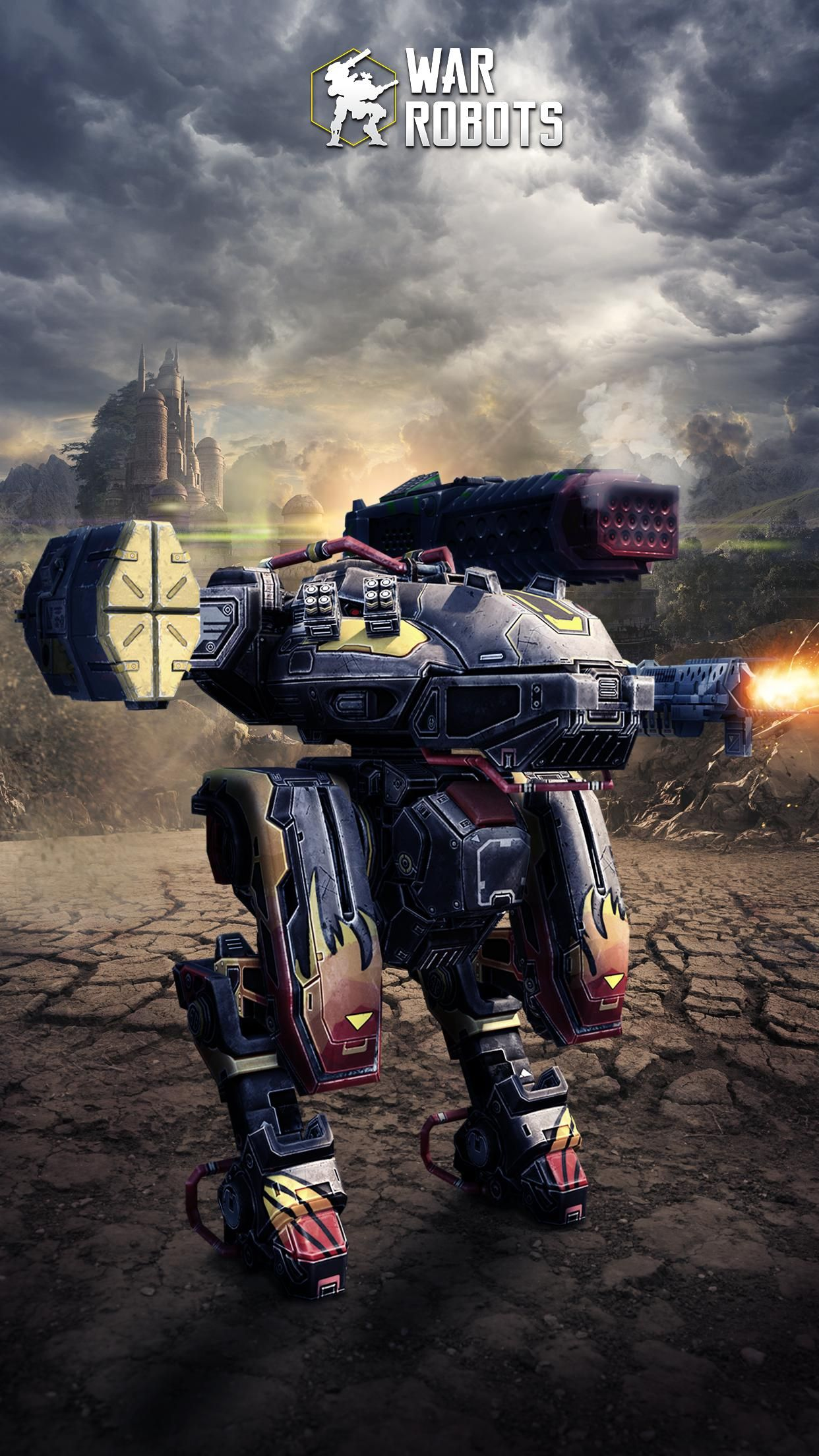 War Robot Wallpaper 1080p Click Wallpapers Robot Robot