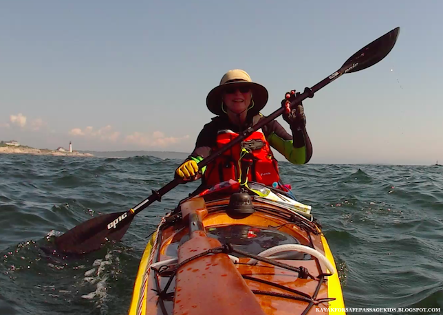 Maine Grandmother Is Kayaking To Guatemala To Help Kids Living In Dumps http://shar.es/Nxb5q