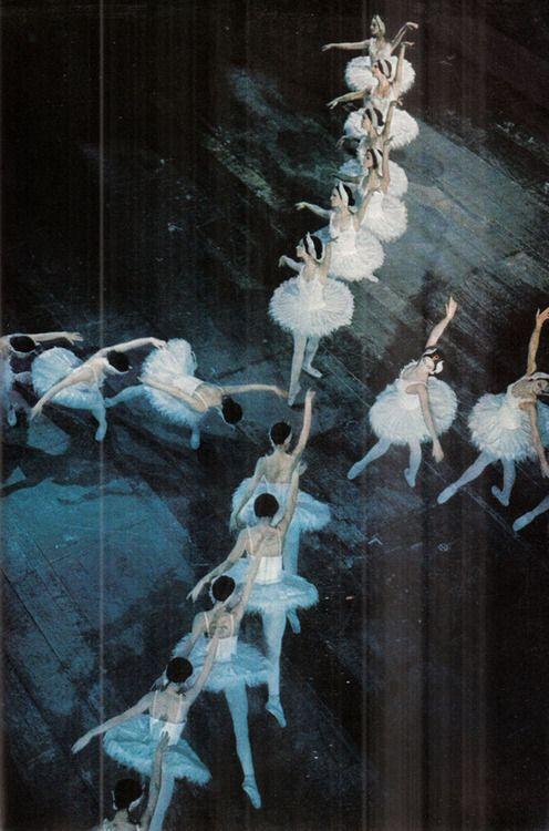 Royal Danish Ballet performs Swan Lake 1974