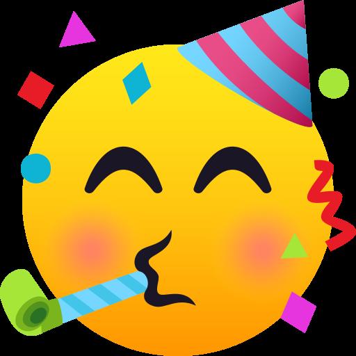 Joypixels Emoji As A Service Formerly Emojione Emoji Hat Party Horns Emoji