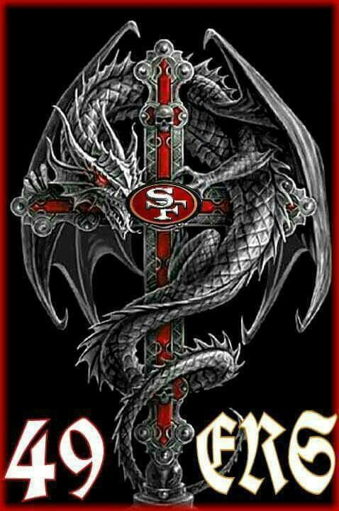 The Girl With The Dragon Tattoo Wallpaper Sf Dragon 49ers Nation 49ers Cheerleaders 49ers Memes
