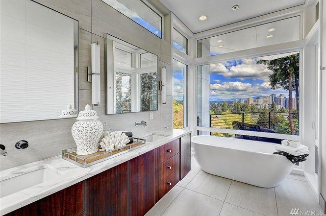 Bellevue, WA | Bathroom, Diy bathroom remodel, Budget ...