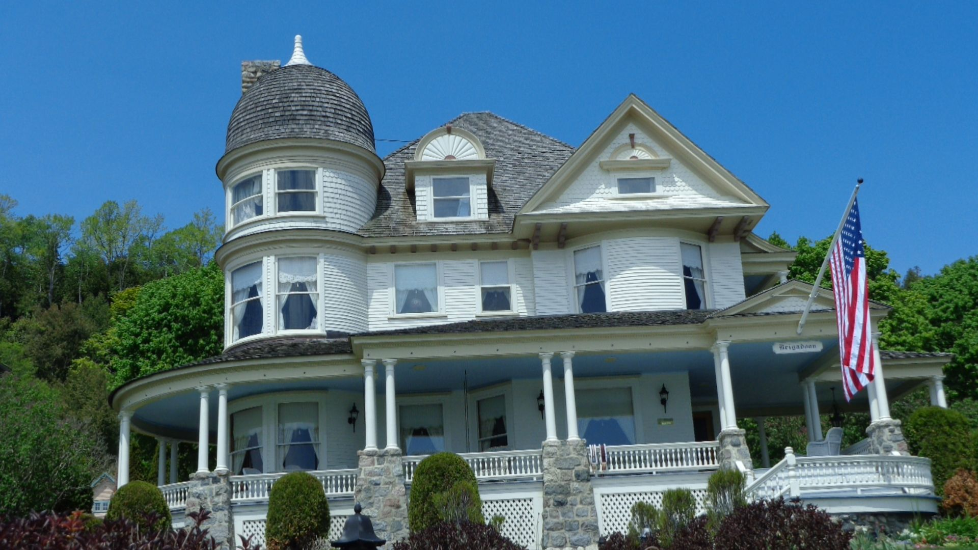 Mackinac Island Mi House Styles