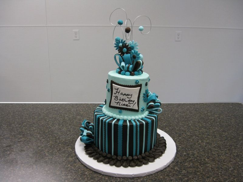 BirthdayCakeIdeasforWomen Happy Living Birthday Cake Ideas