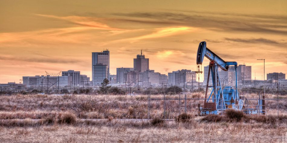 19th stop: Midland, Texas