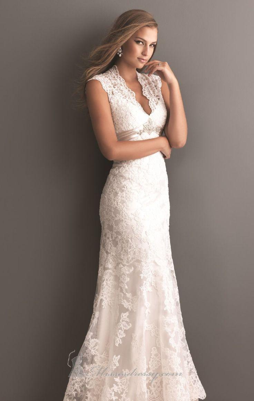 Free Shipping Free Custom Made Buy Cheap Wedding Dress Bridesmaid Dress Prom Dresses Party Dresses N Wedding Dresses Romance Wedding Dress Allure Bridal