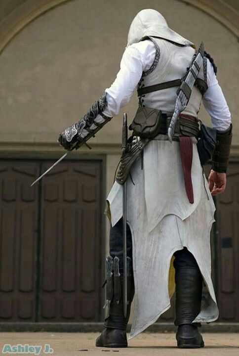 Awesome Altair Cosplay Assassins Creed Cosplay Assassins Creed
