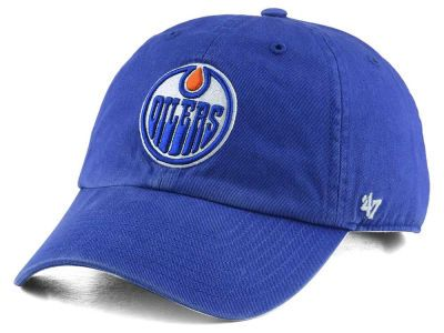Edmonton Oilers  47 NHL  47 CLEAN UP Cap  89da0ac9c5cc