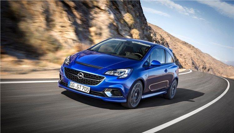 Nova geração Opel Corsa vai ter versão OPC de alta 'performance'