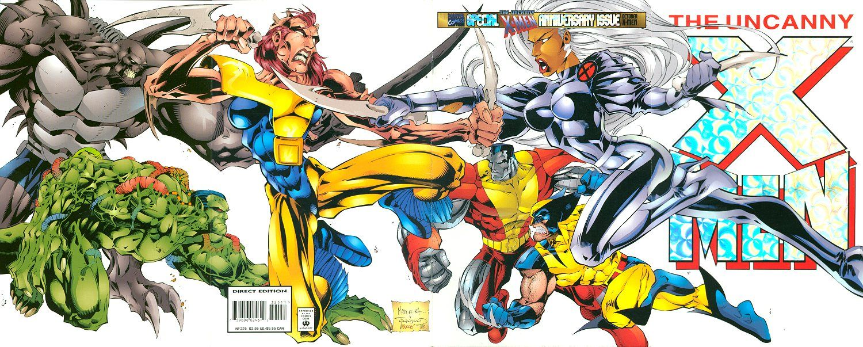 Uncanny X-Men # 325 by Joe Madureira & Tim Townsend