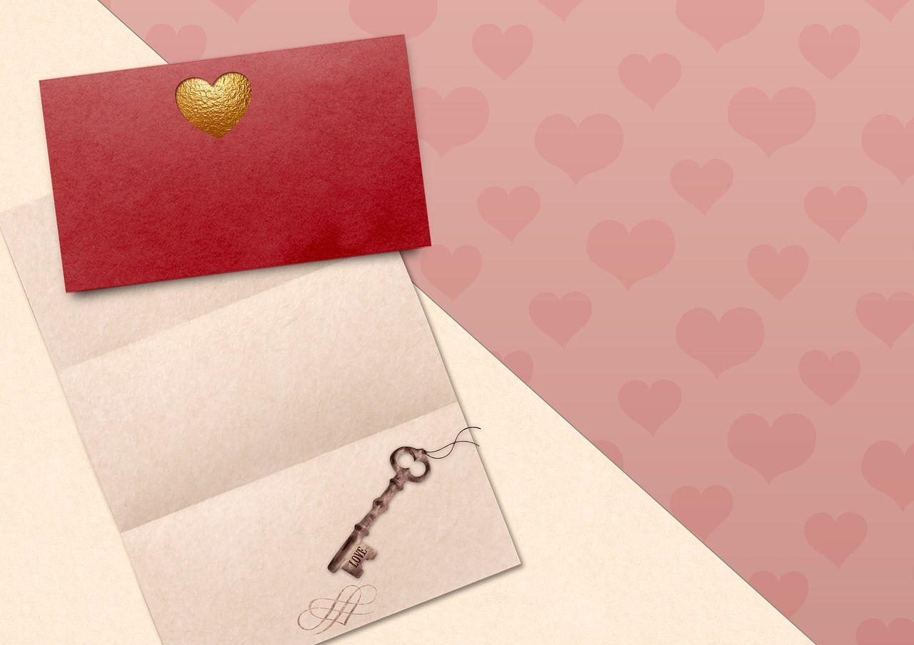 Wedding, Heart, Paper, Key, Envelope, Letters #wedding, #heart ...