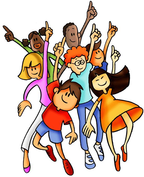 imagen de dibujo de niños felices | Escuelita | Pinterest | Dibujo ...