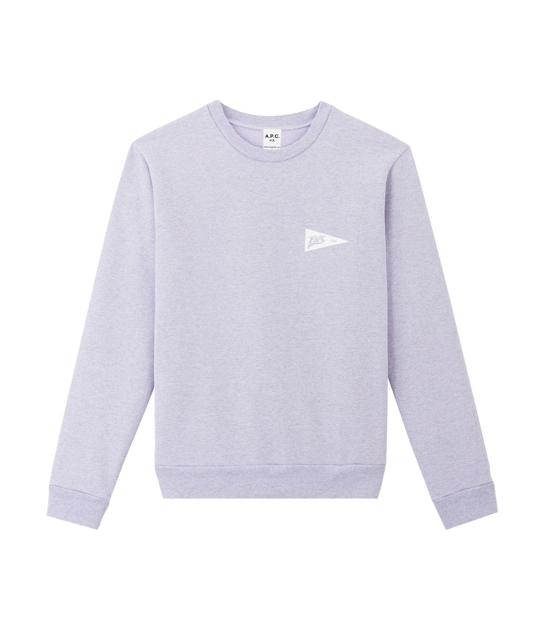 Sweat Rocky Violet A.P.C. | Sweat capuche, Sweat shirt