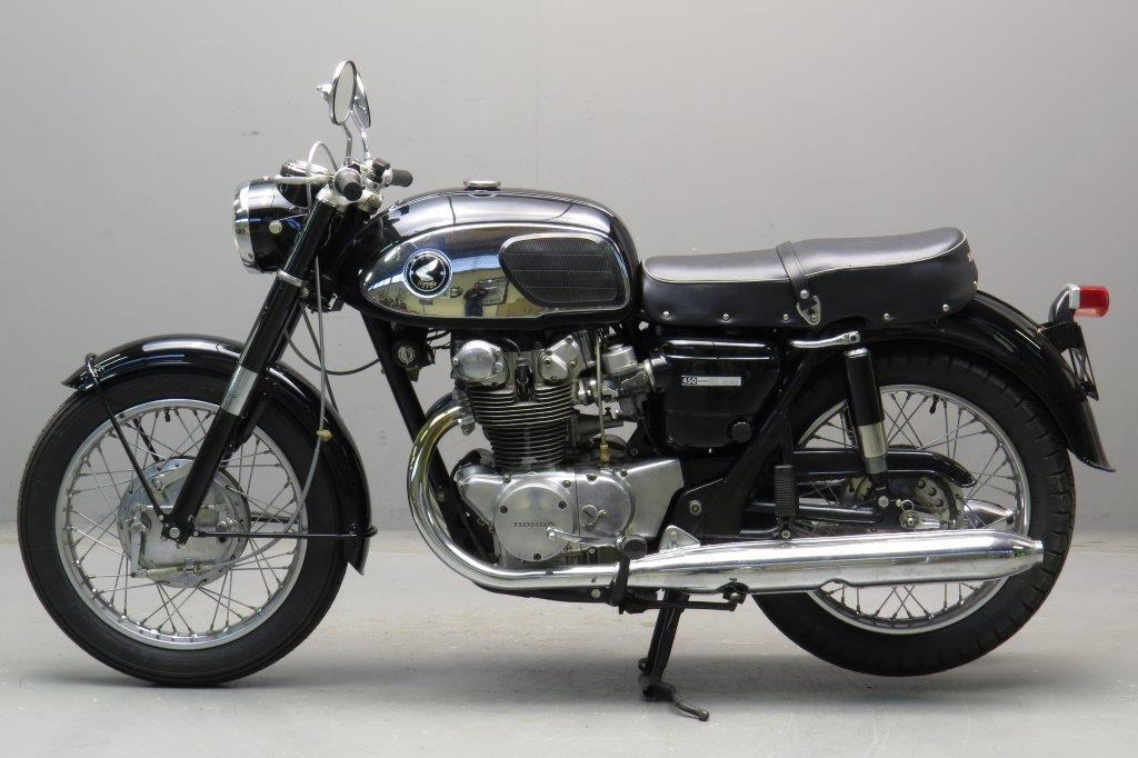 honda 1967 cb450 black bomber 444cc | motorcycle archive
