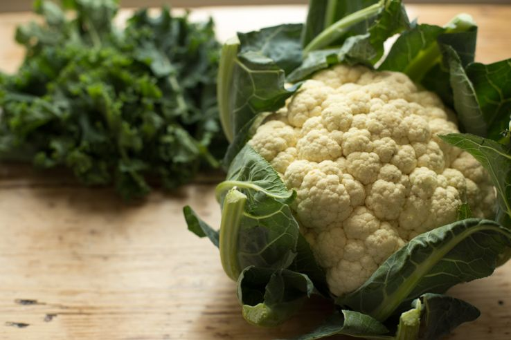 Cauliflower Kale Soup   penthouse kitchen