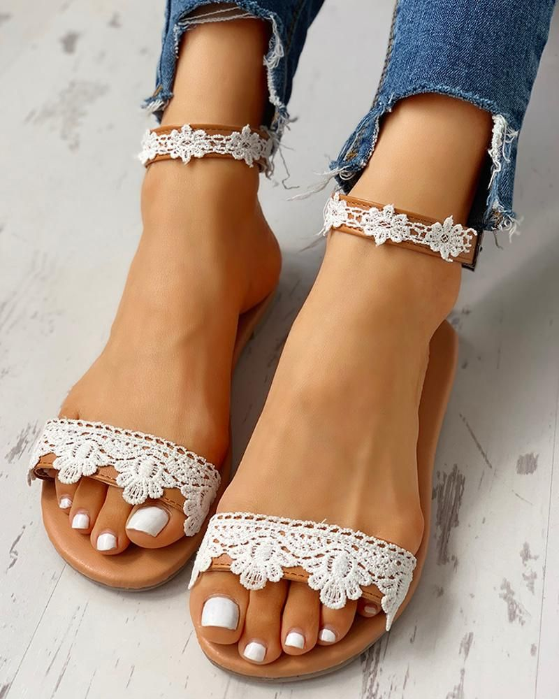cute open toed shoes