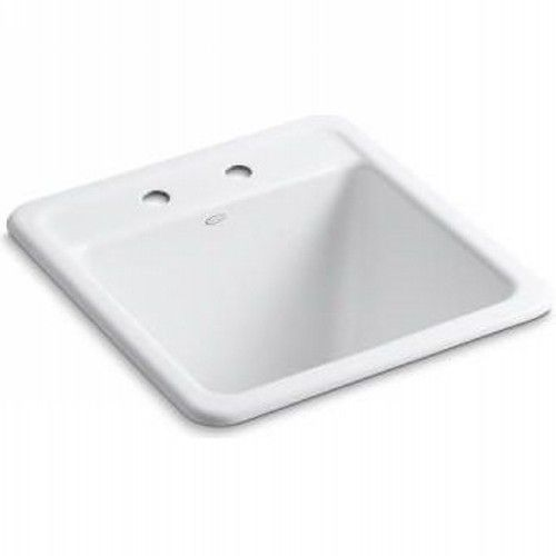 Kohler K 19022 2 0 404 00 Efaucets With Images Laundry Sink