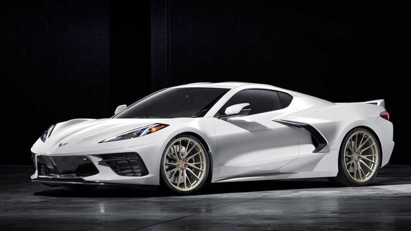 2020 Chevy Corvette Looks Even Better On Aftermarket ...