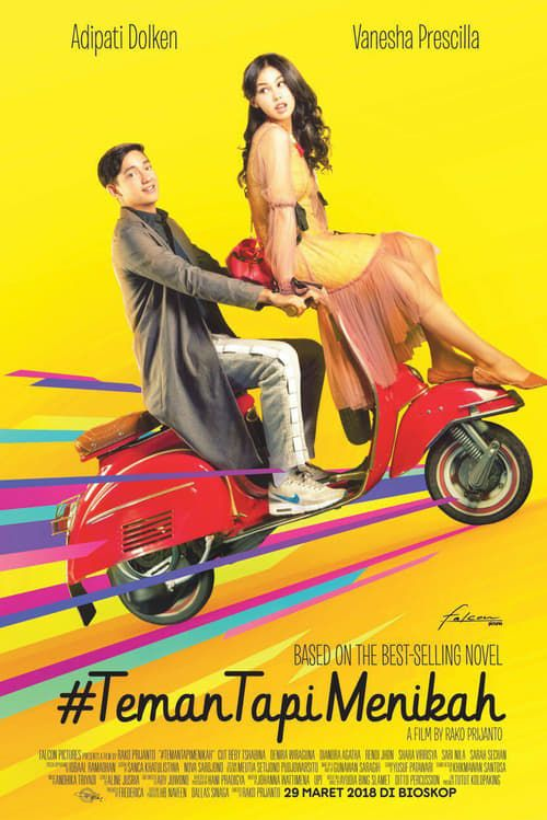Download #TemanTapiMenikah Full-Movie Free