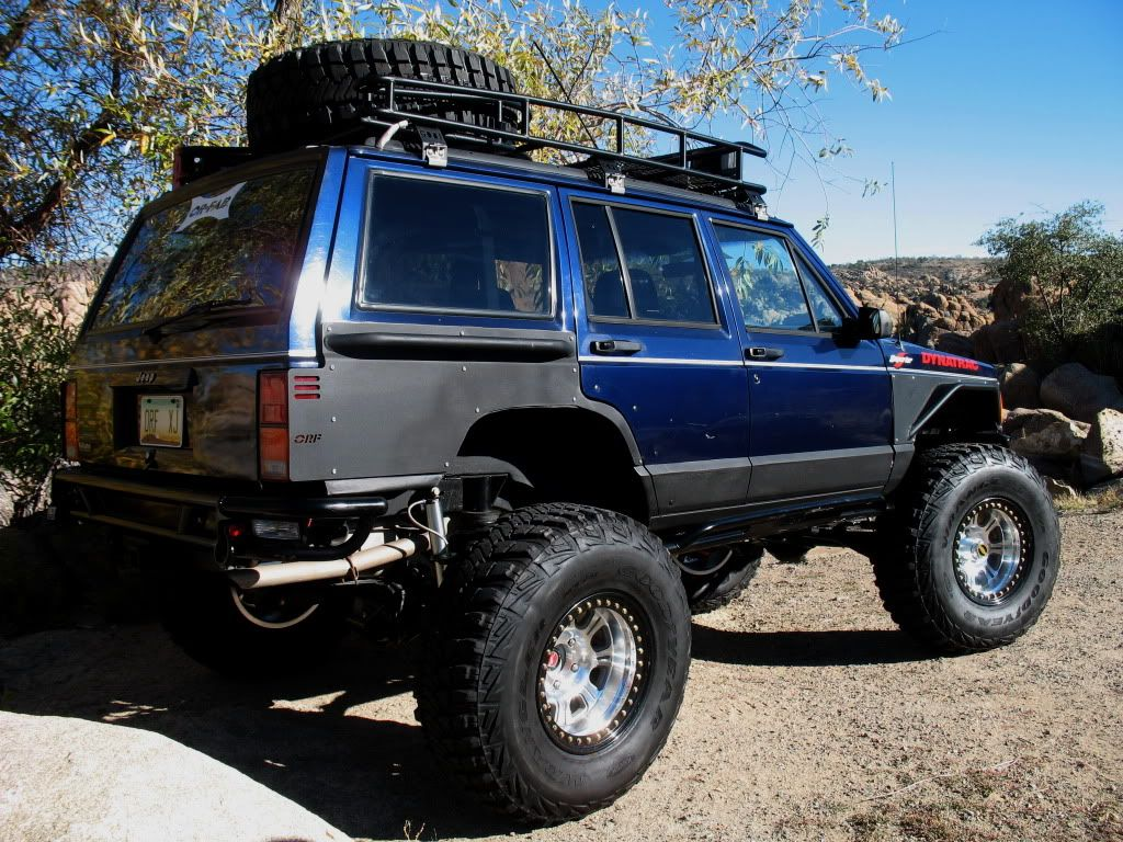 Ferrar Jeep Cherokee Build Forum