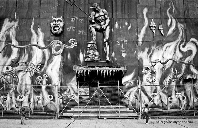 Vintage Photos: Coney Island in the 1990s by Gregoire Alessandrini ...