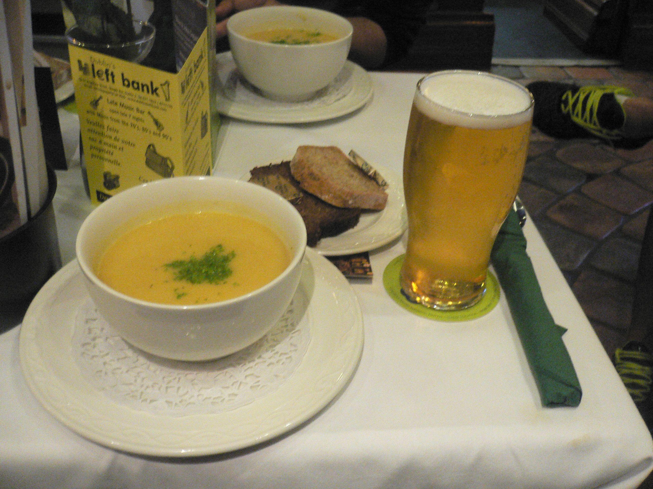 Irish meal...