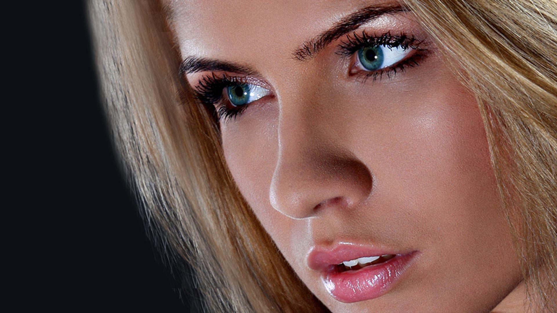 Beautiful blonde facial 186 10