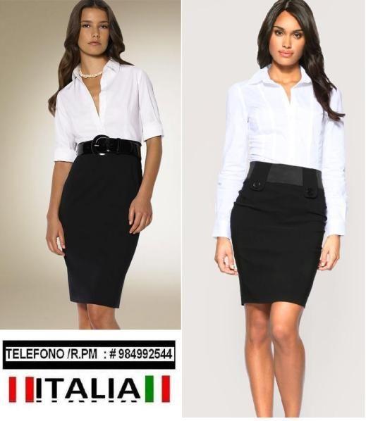 uniformes de oficinas 2014 oficina pinterest black