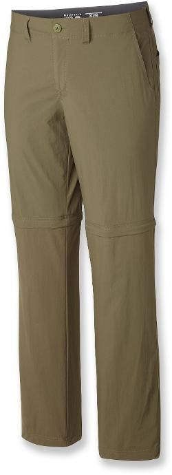 "Mountain Hardwear Men's Castil Convertible Pants 32"" Inseam"