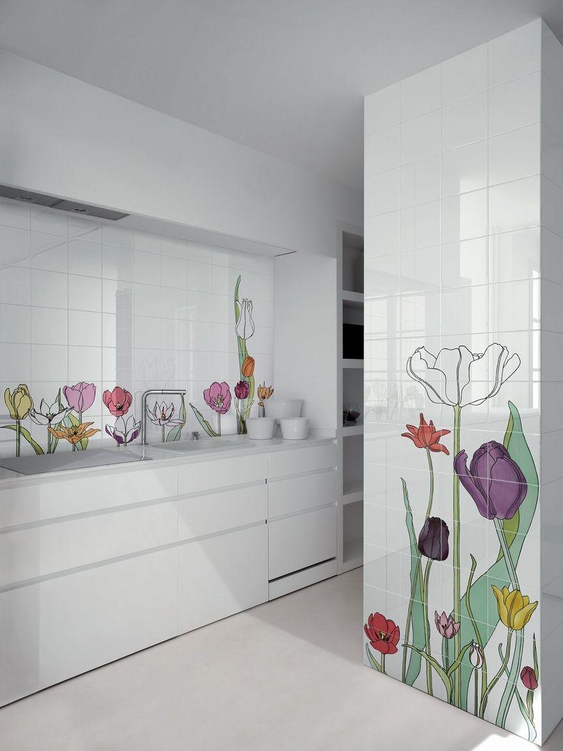 Ceramica bardelli collezione tuli tuli 1 design di - Piastrelle bardelli bagno ...