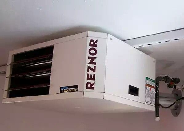 Turning It Up Check Our Video Review Of The Rezor Udap Vent Gas Heater Featuring Ths Leader Mickey Luongo Http Y Garage Heater Garage Interior Garage Plans