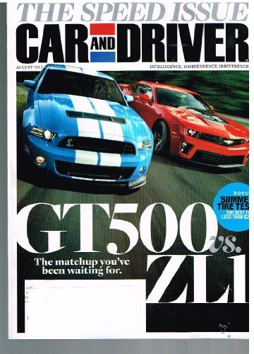 Car And Driver Magazine Cancel