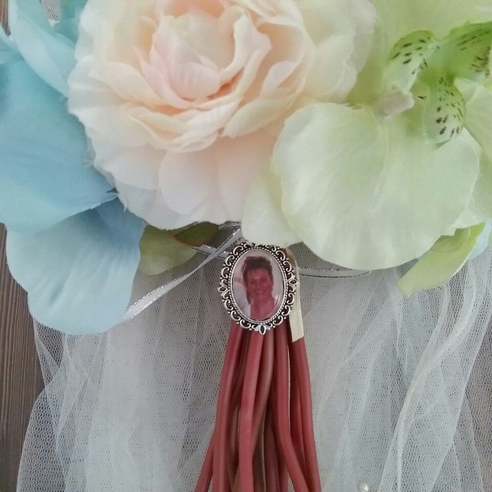 Personalised Memory Charms Wedding Photo Lockets Tiny Photo