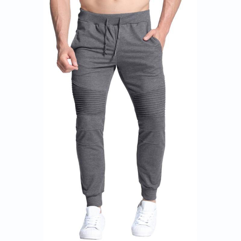 Incerun brand mens long sportswear sweats pants casual