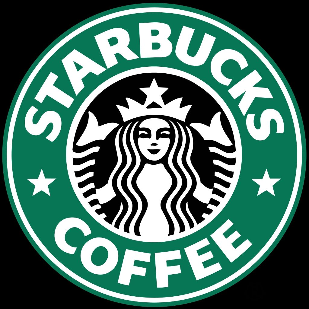 Starbucks logo a Composite Mark including both words and