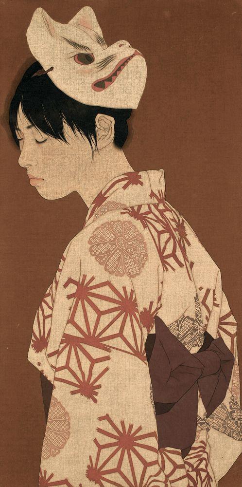 wwwambrosecomtumblr:    Tomoko (Ikenaga Yasunari)