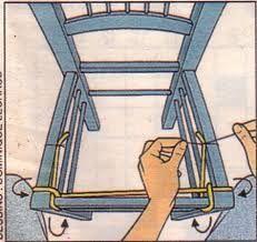 Resultat De Recherche D Images Pour Rempaillage Chaise Avec Tissu Woven Chair Woven Furniture Design Woven Furniture