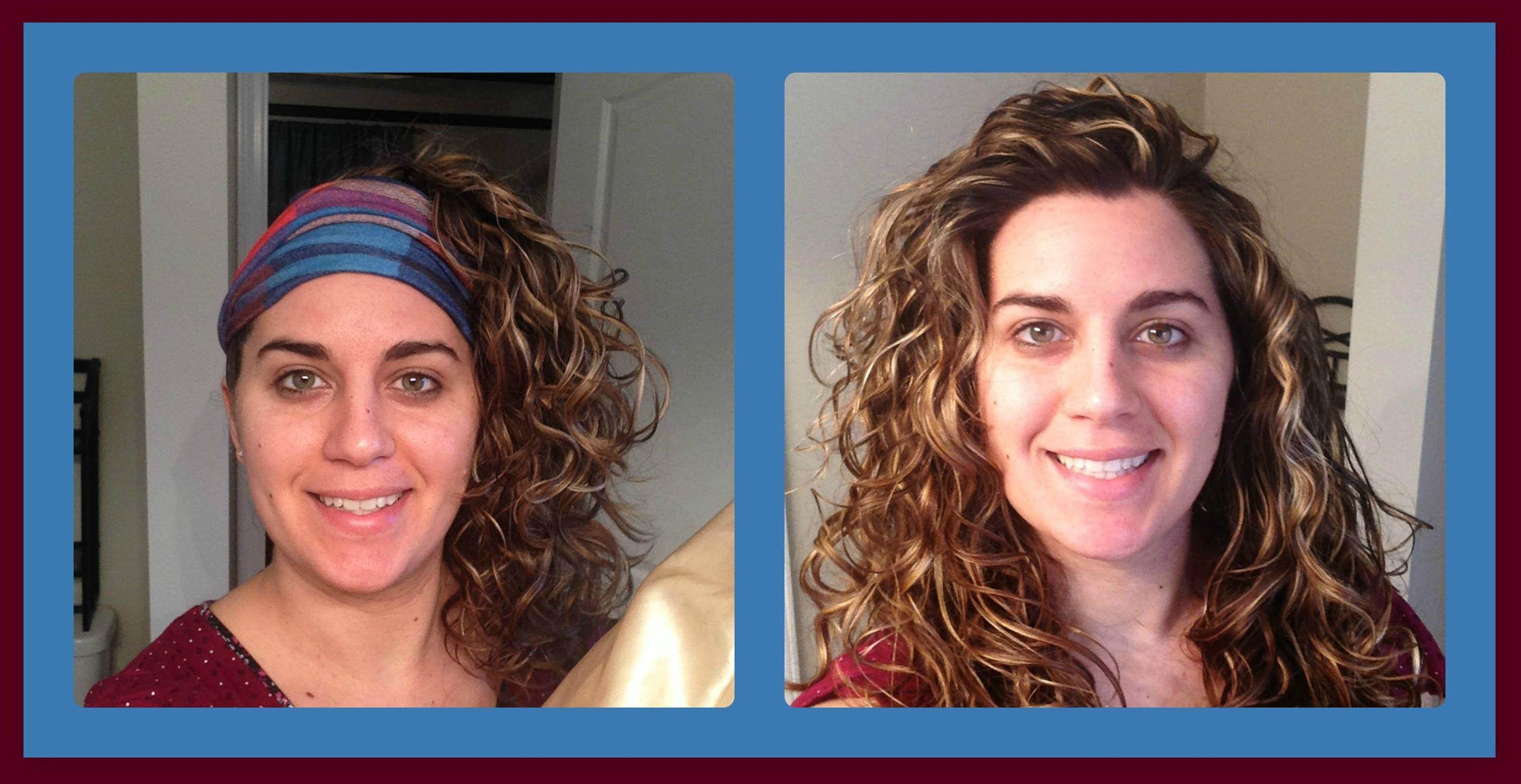 Second Day Refreshing And Winterizing Routine Using A Buff And Log Styling Method Youtube Curly Hair Styles Second Day Hairstyles Hair Buff