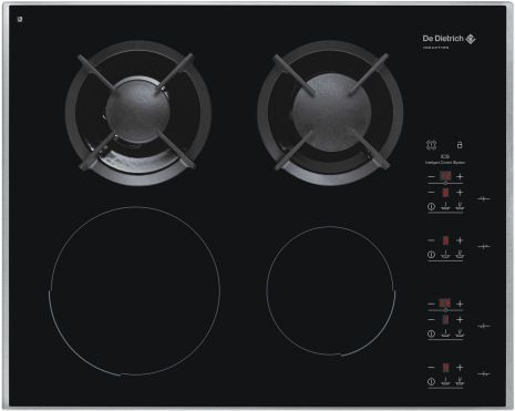 De Dietrich  Zone Ceramic Glass Induction Hob